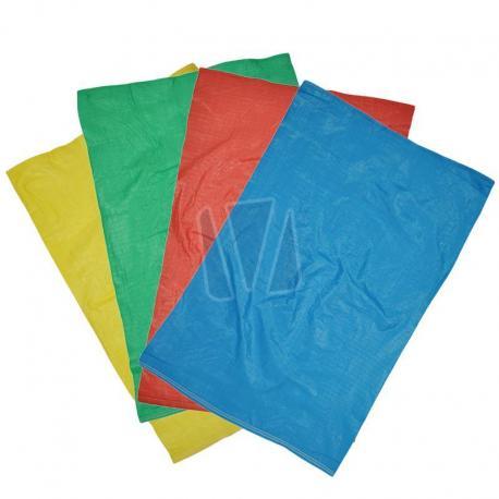 Gekleurde polypropyleen zakken