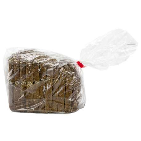 Plastic zakken met zijvouw klein (per doos)