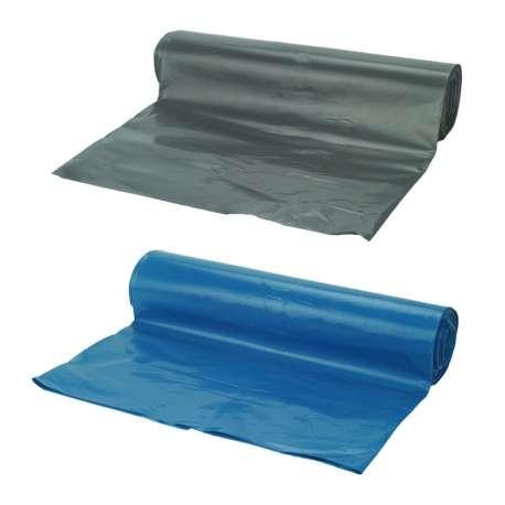 Plastic afvalzakken (per rol)